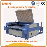 Führender Laser-Ausschnitt-Gewebe-Maschine CNC Laser-Selbstscherblock