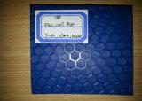 Antislip RubberBlad, de Mat van de Rol van pvc met Vaste Steun