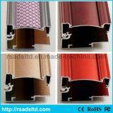 AluminiumExtrued Profil-Kapitel für dünnen hellen Kasten