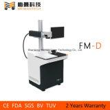 Máquina do marcador do laser do aço inoxidável da máquina do marcador do laser do CNC mini