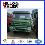 30ton HOWO Euro2のジブチへの頑丈なトラクターのトラック