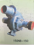 Pompa di sabbia di Effciency di formato di sei pollici alta con il motore diesel 15HP
