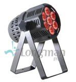 7 * 15W Osram LED faisceau PAR LED Fabricant (pointu faisceau 46)