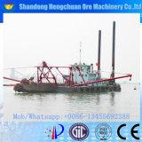 dragueur hydraulique d'aspiration de coupeur de sable du fleuve 12inch