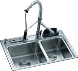 Hoogst Nieuwe Moderne Glanzende Houten Keukenkast door-l-65