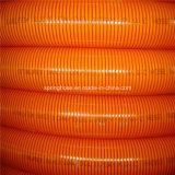 Boyau d'aspiration de l'eau de transport de PVC