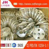 Bride de collet de soudure de DIN2631 Pn6 P250gh