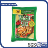 カスタマイズされたデザインによって印刷されるプラスチック食品包装袋