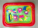 Ciencia educativa del juego del color de la manera del juguete de lujo mágico de la arena