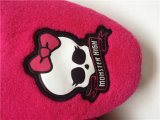 Fleece coral Slippers, Warm e Confortable, Anti-Slip Outsole