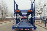 2 de Aanhangwagen van het Vervoer van de Auto van assen voor de Oplegger van de Levering van de Auto