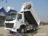 A7 Sinotruk HOWO 6X4 Tipper Truck