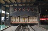Hydraulischer Lehm-Block, der Maschine bildet