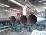 tubo de aceite de acero soldado con autógena espiral de la capa 3PE
