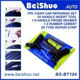 Kit de reparación auto del neumático sin tubo/kit de reparación del neumático auto