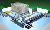 タバコの緑の葉の倉庫の赤外線赤外線画像の警報システム