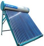 24 calentadores de agua solares del tubo de vacío de los tubos para Botswana