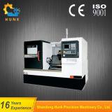 Base inclinada de Ck50L y máquina linear del torno del CNC de la base de /Slant del torno del CNC de la manera de la guía