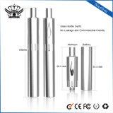 Vente en gros électronique de cigarette d'E-Cigarette de Perforation-Type de bouteille en verre d'Ibuddy 450mAh