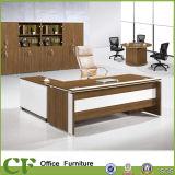 Büro-Möbel-Puder-überzogener Metallbein-Schreibtisch
