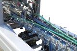 Máquina fácil de Gluer do dobrador da operação Xcs-800 para a caixa