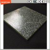 3-19 mm de impressão resistente à radiação UV / Acid Etch / Frosted / Padrão Flat / Bent Tempered / Toughened Glass for LED Light, Outdoor Furniture & Decoration com SGCC / Ce