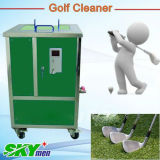 Parachutistes Highquality Ultrasonic Golf Club Cleaner avec Coin Function Available