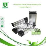 36V 12ah Li-Ionrückseiten-Zahnstangen-Batterie-Satz mit Rücklicht
