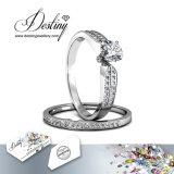 Het Kristal van de Juwelen van het lot van de Ring van de Keizerin Swarovski