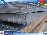 Plaque inoxidable/en aluminium/en acier de diamant pour la remorque/boîte à outils/étage (CP-002)