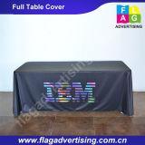 6FTか8FTのカスタム広告の耐熱性テーブルクロス、テーブル掛け、表の投球