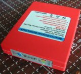 7.4V, pacchetto della batteria del polimero del leone 2600mAh per i vestiti Heated