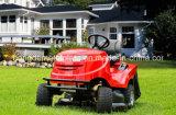 Езда сбывания европейского стандарта горячая на тракторах лужайки косилки трактора с Ce и EPA
