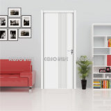 Neue materielle wasserdichte WPC Toiletten-Schlafzimmer-Tür mit SGS-Bescheinigung (YM-050)