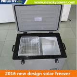 Réfrigérateur actionné solaire de véhicule portatif de C.C 12V mini