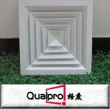 Difusor quadrado AR6120 do ar do teto