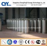 cilindro criogénico industrial del Dewar del argón del nitrógeno del oxígeno líquido 175L