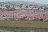 Проект жилищного строительства Анголы стальной конструкции модульный