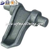 L'OEM a modifié la pièce forgéee de fer travaillé de pièces du métal modifié