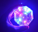 Hermosas Copas del LED que destella para el partido