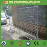 painel provisório da cerca da construção 2.1X2.4meter da fábrica
