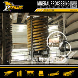 Спасение Tailing штуфа минируя оборудования разъединения минеральных Tailings угля спиральн