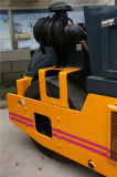 Rodillo de camino vibratorio de 8 toneladas con el neumático