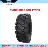 Nylon, Bias Earthmover, Loader, OTR Pneus (20.5-25, 17.5-25)
