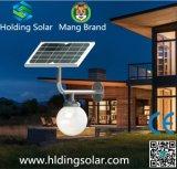 Lâmpada ao ar livre solar do diodo emissor de luz com vida mais longa
