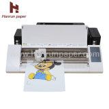 Papel de imprenta oscuro de la camiseta del traspaso térmico de la inyección de tinta para la tela 100% de algodón