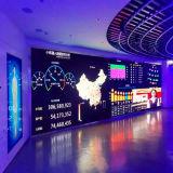 Pixel dell'interno di uso P4mm e visualizzazione di pubblicità commerciale di funzione LED della video visualizzazione