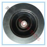 rotella di gomma solida 10X4 con alta capienza di caricamento