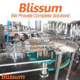 Het Vullen van de Capsuleermachine van de Vuller van Rinser van het Water van de Fles van het huisdier en van het Glas Machine