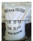 Fuente del cloruro de amonio del grado de 99.7% tecnologías